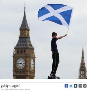 Il referendum per l'indipendenza in Scozia (e lacostituzione)