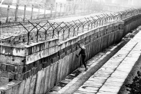 I primi giorni del muro diBerlino